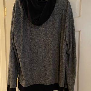 Express Shirts - Express men's zip up hoodie, size xl